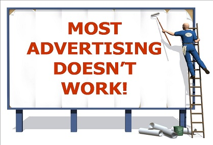 Most advertising does not work